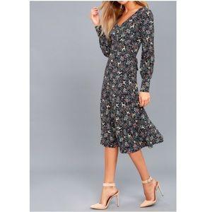 NWOT Lulus Woodland Wonderland Dress